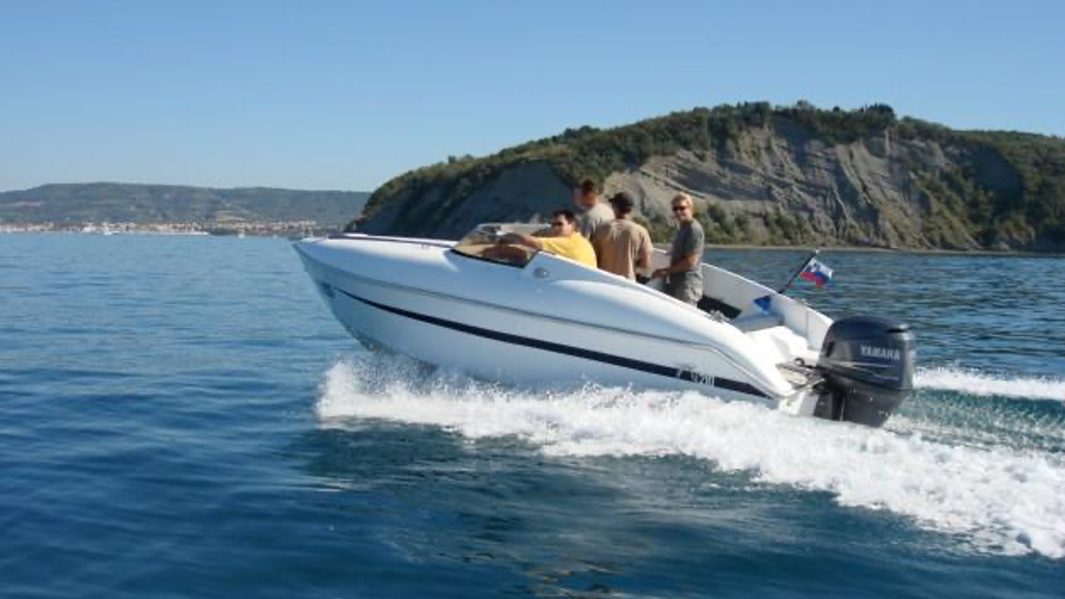 cruising the amaco 210