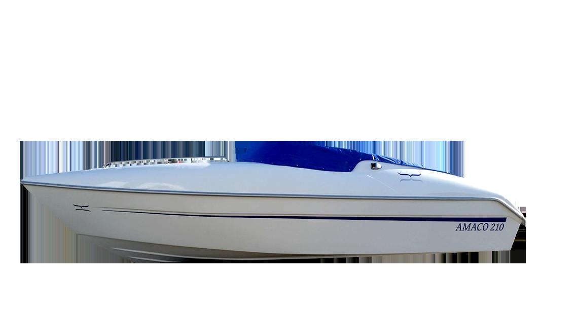 amaco 210 boat