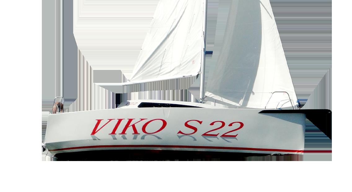 viko s 22 boat