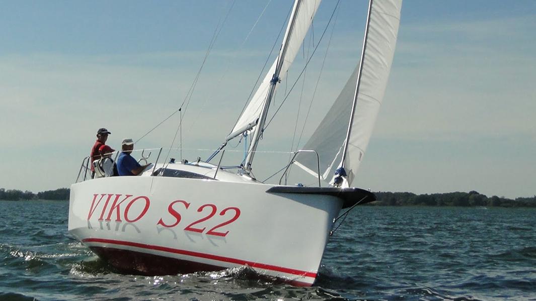 viko s22 sailing