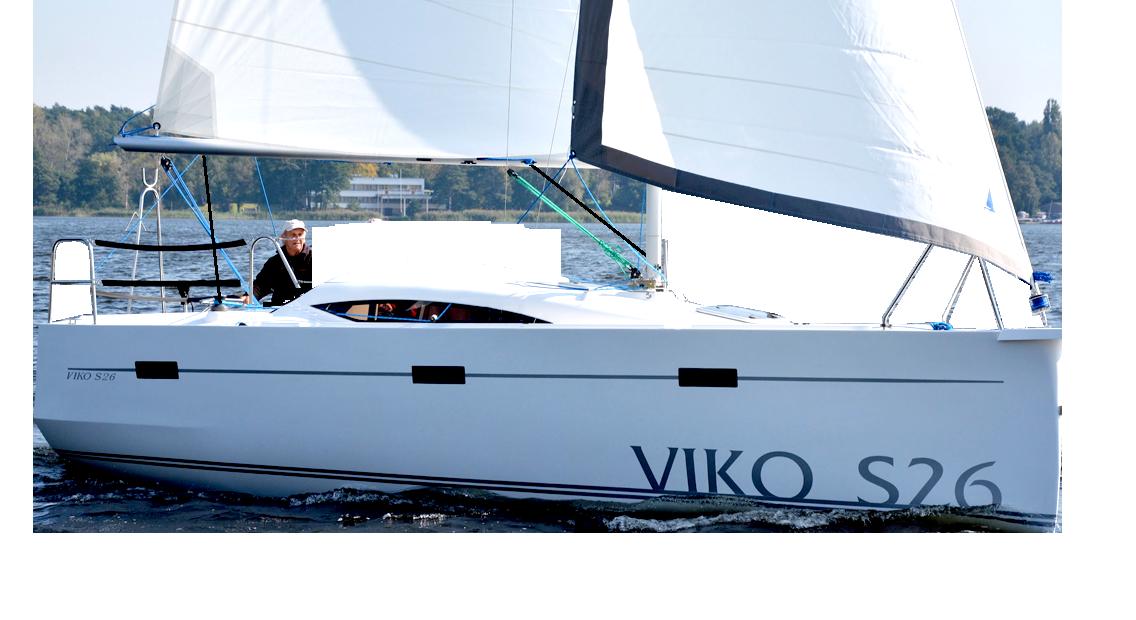 viko s 26 boat