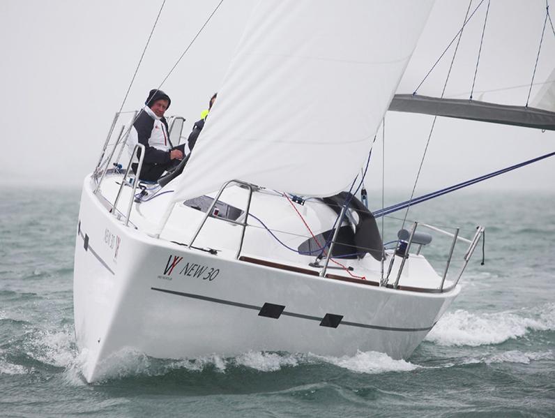 viko s30 sailing