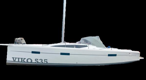 viko s35 yacht