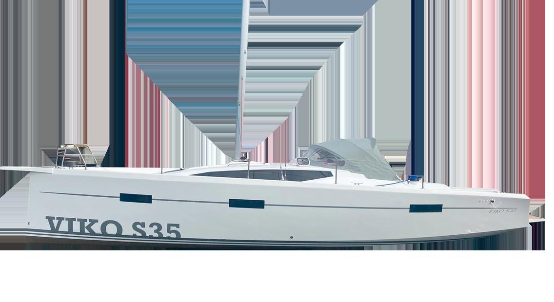 viko s35 boat